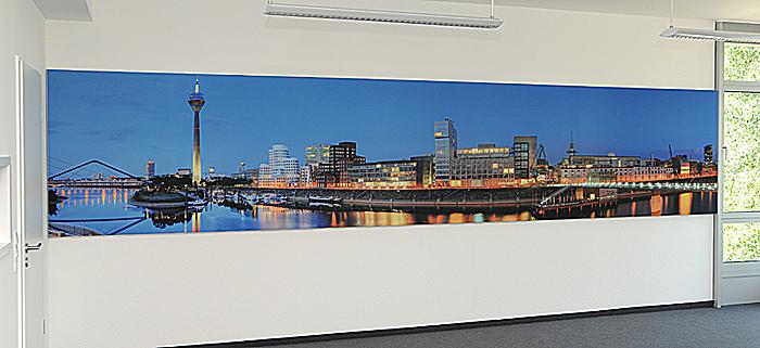 Mega Panorama in 6,25 Meter breite