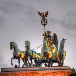 Brandenburger-Tor Quadriga