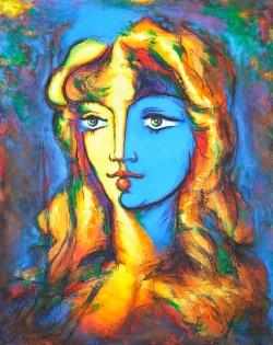 Kuba Malerei VIII