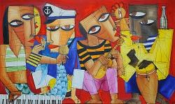 Kuba Life Kunst II