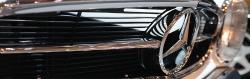 Mercedes Benz Kühlergrill