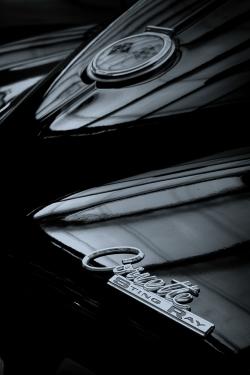 Corvette Sting Ray S-W