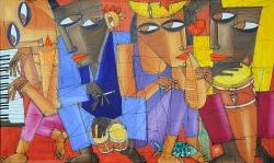 Kuba Life Kunst III