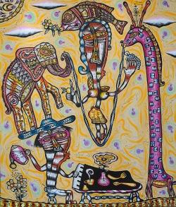 Kuba Kunst XIII