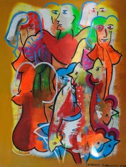 Kubanische Malerei XIV